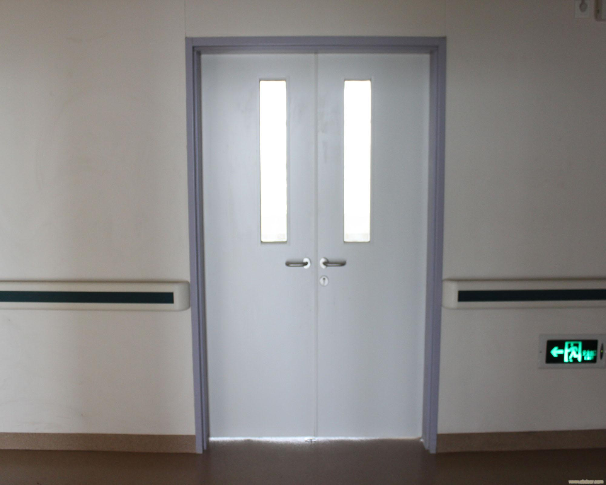 airtight doors for hosppital